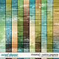 Coastal | Extra Papers by Digital Scrapbook Ingredients