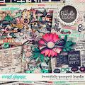 beautifully grunged bundle: simple pleasure designs by Jennifer Fehr