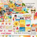 Dog Days of Summer Bundle by lliella designs