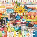 Dog Days of Summer by lliella designs