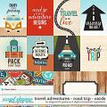 Travel Adventures - Road Trip {cards} by Blagovesta Gosheva & Digital Scrapbook Ingredients