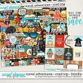 Travel Adventures - Road Trip {bundle} by Blagovesta Gosheva & Digital Scrapbook Ingredients