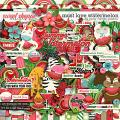 Must Love Watermelon by Clever Monkey Graphics
