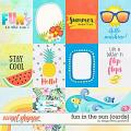 Fun in the Sun {cards} by Blagovesta Gosheva