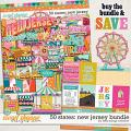 50 States: New Jersey Bundle by Kelly Bangs Creative