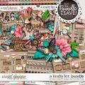 "a ""krafty"" kit BUNDLE: simple pleasure designs by jennifer fehr"