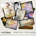 GRUNGE IT UP V.1   PHOTO MASKS by The Nifty Pixel