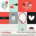 Lovely Day-Project Card Pack by Meghan Mullens