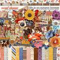 Life is an autumn breeze by Amanda Yi & WendyP Designs