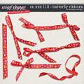 CU Mix 110 - Butterfly ribbons by WendyP Designs
