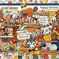Happy Harvest by Meagan's Creations