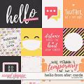 Hello From Afar: Cards by Grace Lee