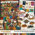 Harvest of Gratitude Bundle by Clever Monkey Graphics