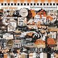 Halloween Homestead by Meagan's Creations