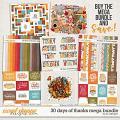 30 Days of Thanks Mega Bundle by LJS Designs