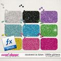 Moment in Time: 1980s Glitters by Meagan's Creations