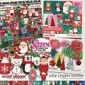 Jolly Jingles Bundle by Clever Monkey Graphics