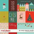 So Very Merry Cards by Kelly Bangs Creative