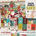 So Very Merry Bundle by Kelly Bangs Creative