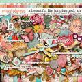 A Beautiful Life: Unplugged Kit by Simple Pleasure Designs & Studio Basic & The Nifty Pixel