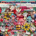 Christmas time | A Charlie Christmas kit: simple pleasure designs by jennifer fehr