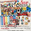 Remember the Magic: MAIN STREET COLLECTION & *FWP* by Studio Flergs