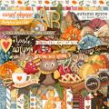 Autumn Spice by lliella designs