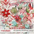 My Quirky Christmas: Extras by River Rose Designs
