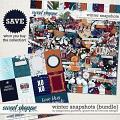 Winter Snapshots {bundle} by Blagovesta Gosheva, Grace Lee & River Rose Designs