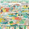 Baby's Firsts by Meagan's Creations