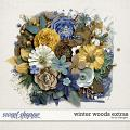 Winter Woods Extras by LJS Designs