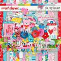 Oh My Heart by Grace Lee, Meghan Mullens and Ponytails Designs