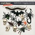 Halloween Creepies {Vol 01} by Christine Mortimer