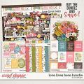 Love Lives Here Bundle by LJS Designs