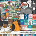 Purrfect Kitty Bundle by Clever Monkey Graphics