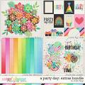 A Party Day: EXTRAS BUNDLE & *FWP* by Studio Flergs