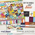 Blessings: Goals Bundle by Grace Lee & Meagan's Creations