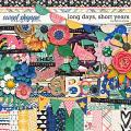 Long Days, Short Years by Erica Zane