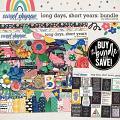 Long Days, Short Years: Bundle by Erica Zane