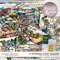 A Winding Road Bundle by JoCee Designs and The Nifty Pixel