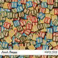 Alpha Tiles by Misty Cato