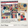 Capitol City Combo Pack by Misty Cato