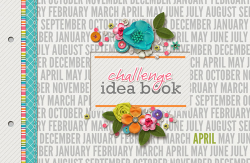Sweet Shoppe Challenge Portfolio - April