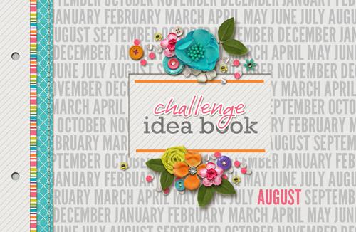 Sweet Shoppe Challenge Portfolio - August