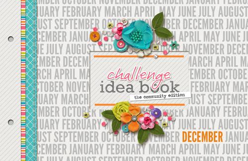 Sweet Shoppe Challenge Portfolio - December