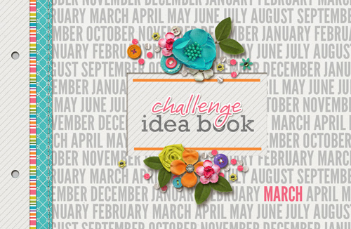 Sweet Shoppe Challenge Portfolio - March