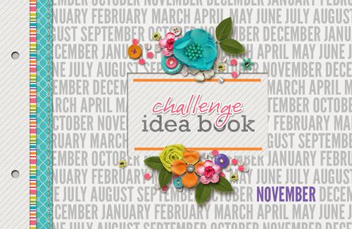 Sweet Shoppe Challenge Portfolio - November
