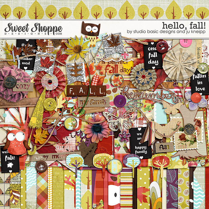 Hello, Fall! by Studio Basic and Ju Kneipp