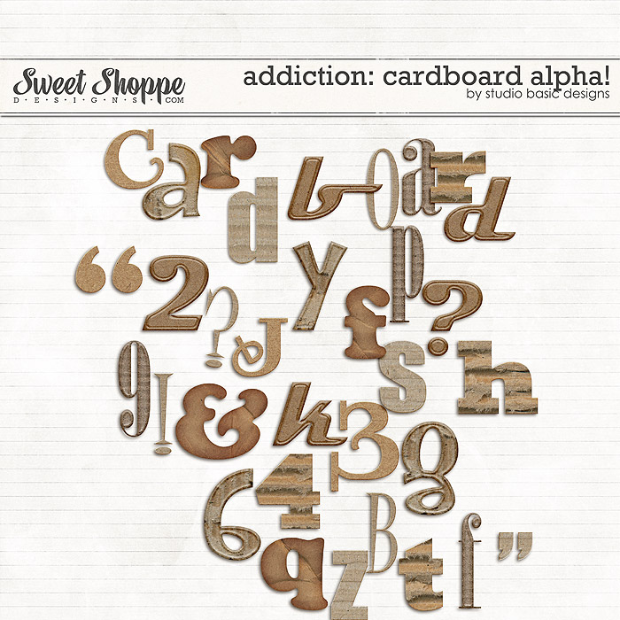 Addiction: Cardboard Alphas! by Studio Basic