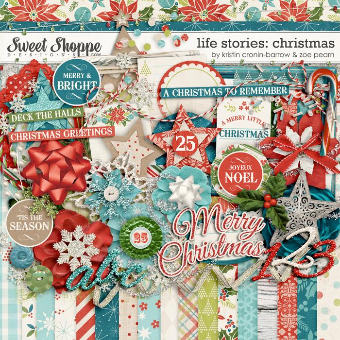 Life Stories: Christmas by Kristin Cronin-Barrow & Zoe Pearn